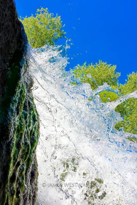 Kinetic, Salt Creek Falls, Nebo Loop, Utah