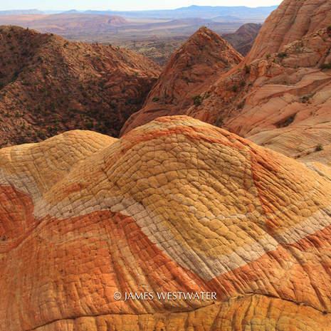 Orange Top, Yant Flat, Utah
