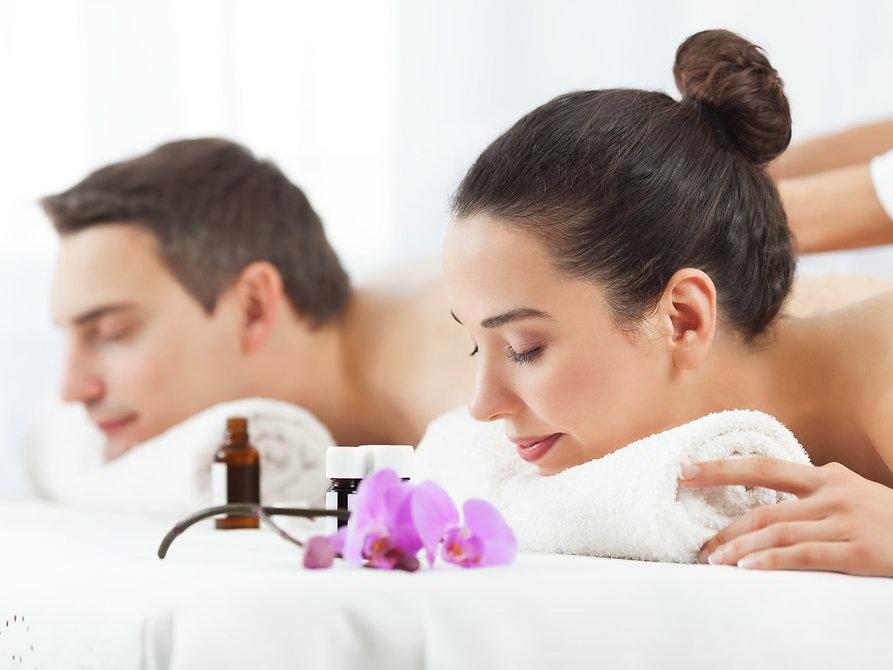 Thailandsk massage til kvinder, mænd og par