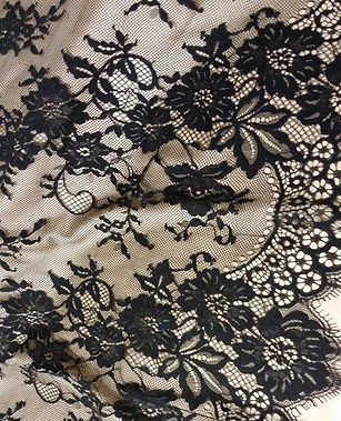 pizzo nero, black lace, lace lingere, fabric texture, lace texture,