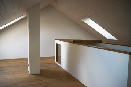 Wohnraum Treppenaufgang