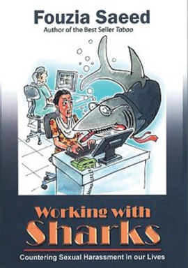 The Huffington Post: Working With Sharks