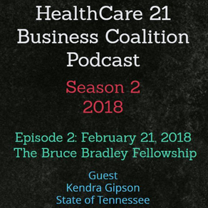 KENDRA GIPSON TALKS WITH HC21; PODCAST RELEASED