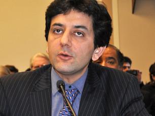 An interview with Ali Dayan Hasan
