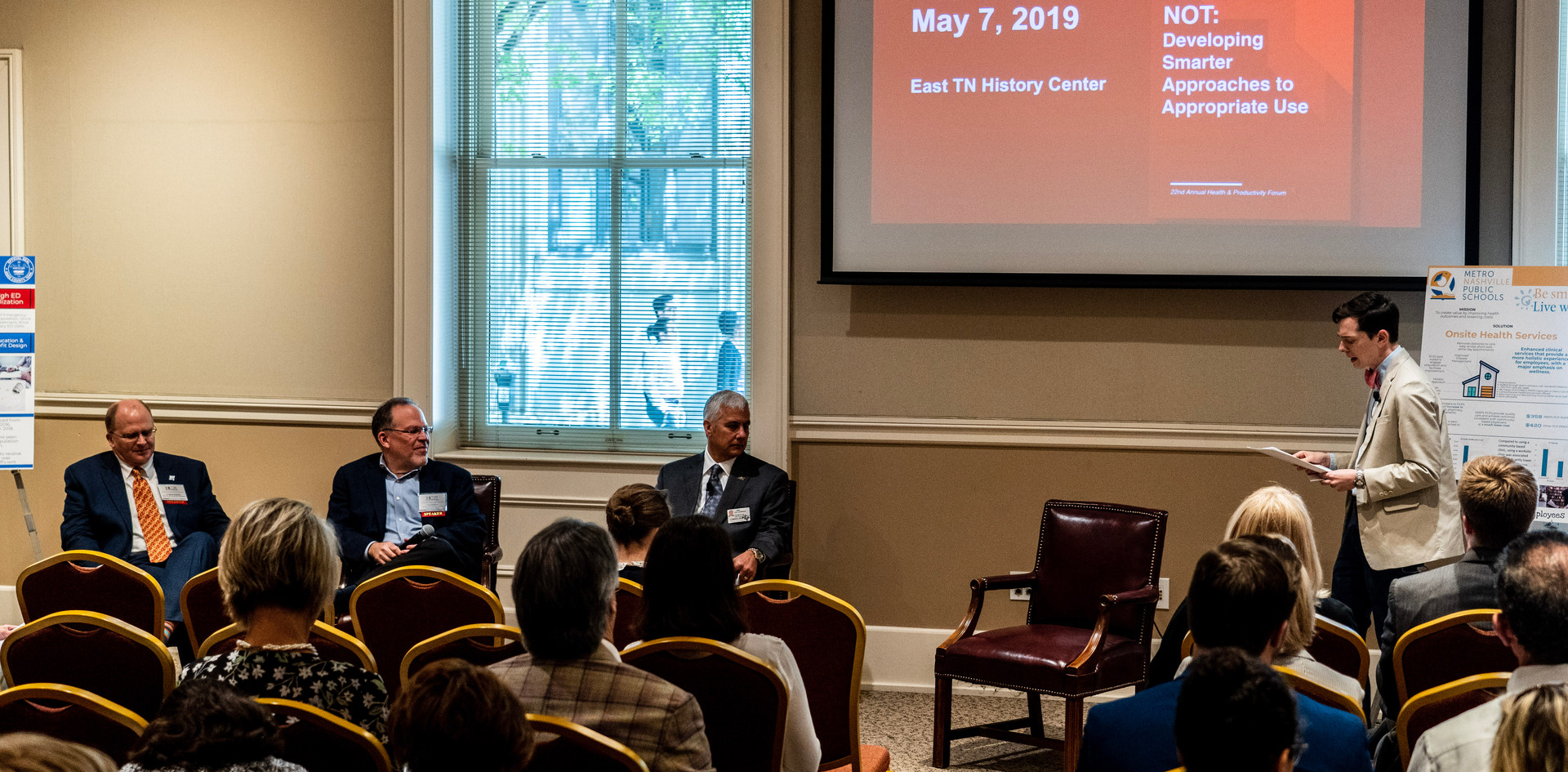 Speaker Panel with Brandon Hollingsworth