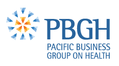 COALITION PUBLICATION- Pacific Business Group on Health