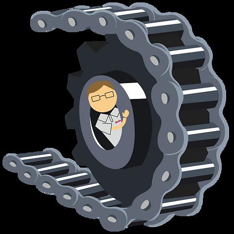 catena di trasmissione