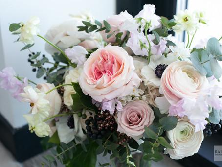 Renatta + Eoin's Romantic Winter Wedding @The Brooklyn Winery