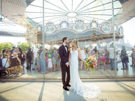 Simone + Ryne's Peony Dream Wedding