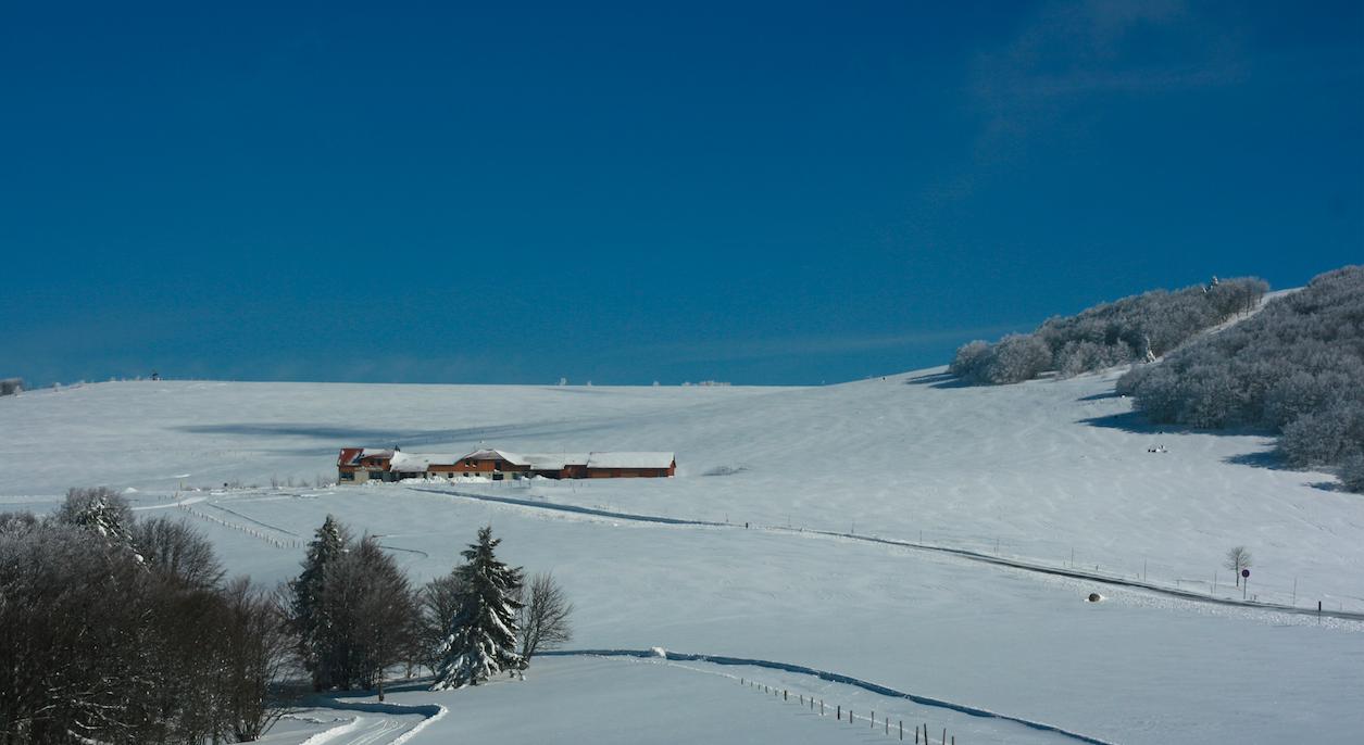 Location meublée Ballon d'Alsace Hautes Vosges chalet gite spacieux