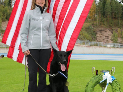 """DEBBIE ZAPPIA on Training """"Without"""" a Helper"""