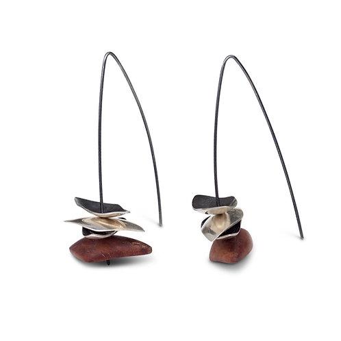Nurture earrings ER05