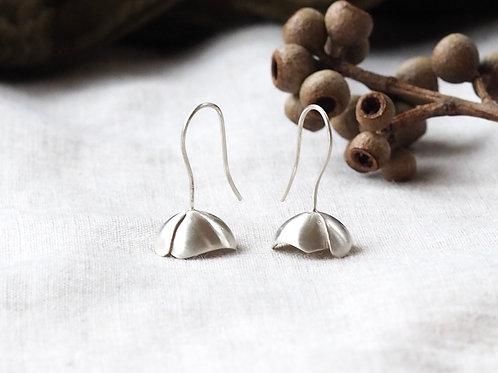 Lantern drop earrings