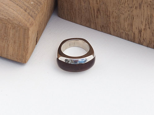 Rounded wide band size Q