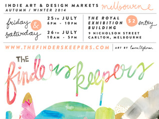 The Finders Keepers Market Melbourne