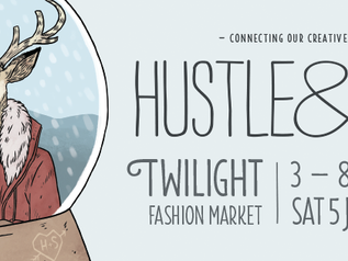 Hustle and Scout fashion market