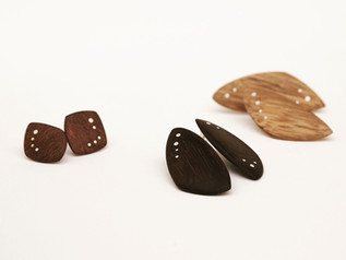 New flat pebble studs