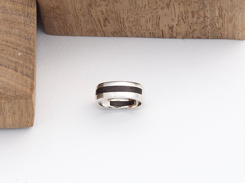 Double inlay band R202 size R