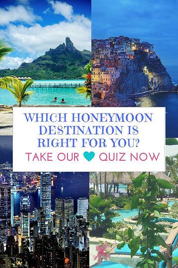 Honeymoon Quiz