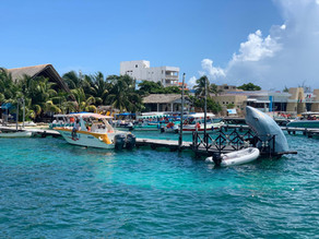 The Best Place for Tacos in Isla Mujeres...