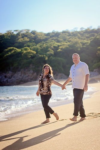 Jeff and Kimberly Jacoby, Honeymoon Travel Specialists in Secrets Huatulco in Mexico