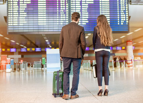 Guide for First Time Honeymooners Flying Internationally