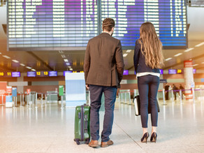 Guide for First Time Honeymooners Flying Internationally