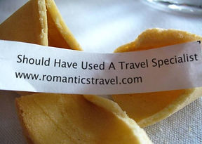 Use a Travel Specialist