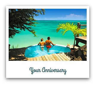 Anniversary Destination Quiz