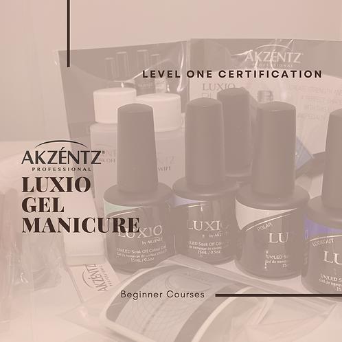 Akzentz Level 1 Certification