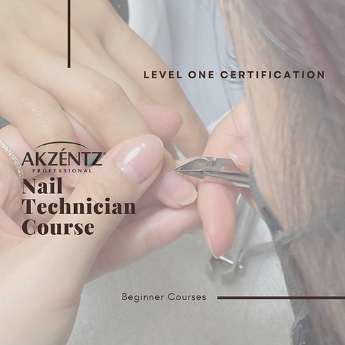 Nail Technician Certification