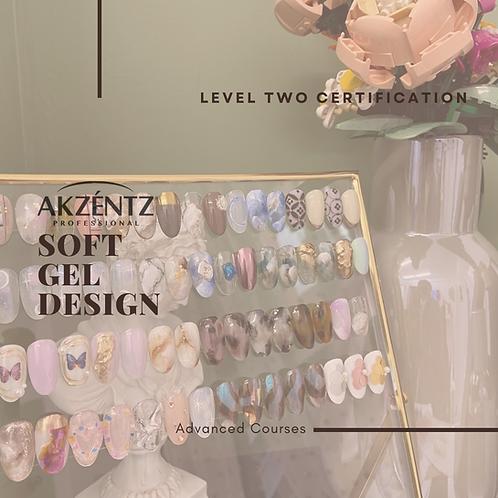 Akzentz Level 2 Certification   Soft Gel Design