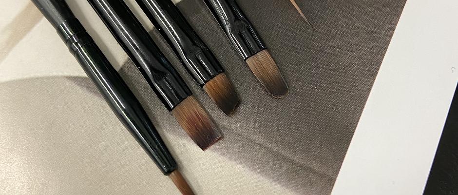 b-r-s Brush Set (5 brushes)