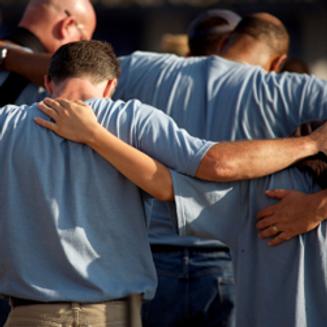 men-praying