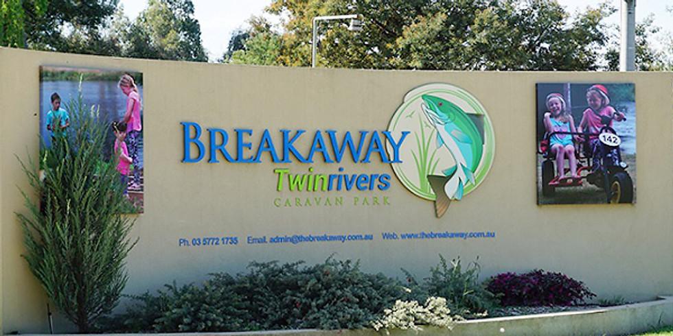 Acheron: Breakaway Twin Rivers Caravan Park
