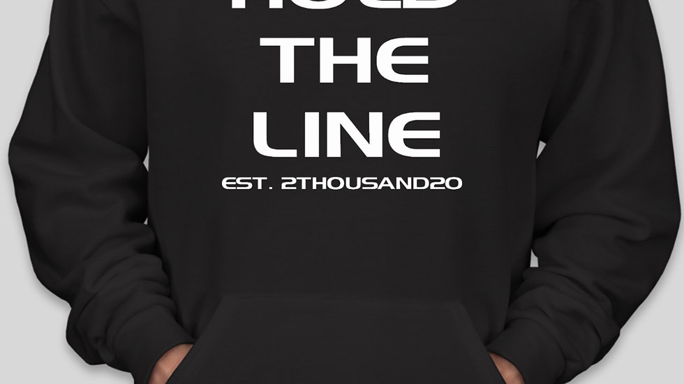 Hold The Line Hooded Sweatshirt