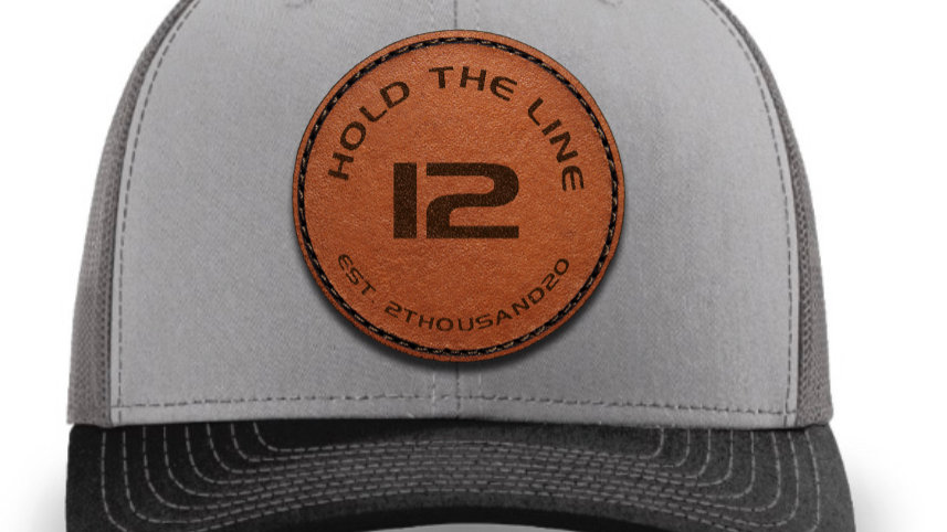 """Hold the Line """"12"""" hat"""