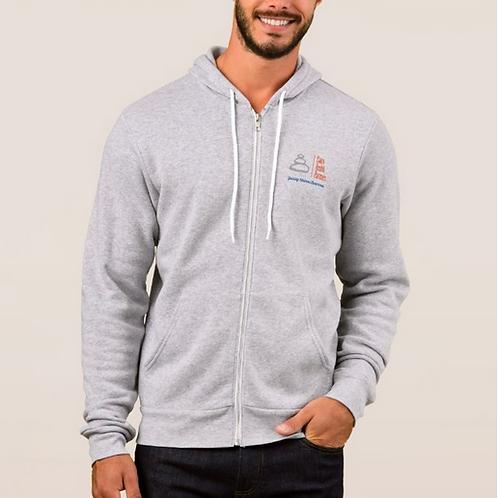 Mens Front Zip Sweatshirt