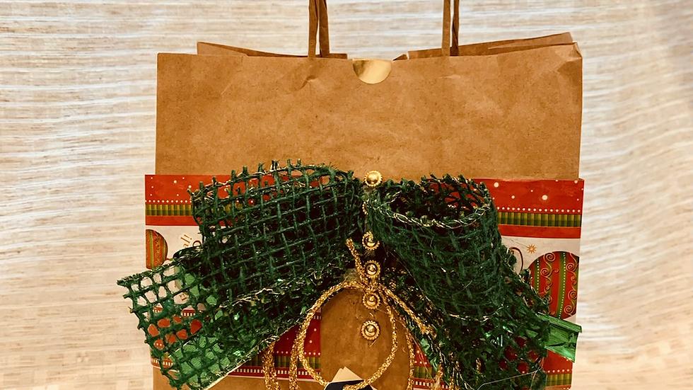 Sacola especial de Natal