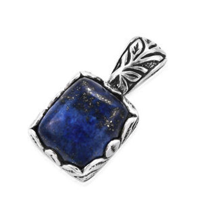 Artisan Crafted Lapis Lazuli Pendant