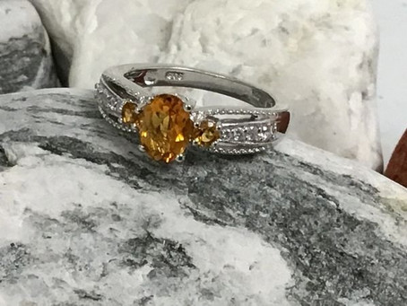 Serra Gaucha Citrine - Looking for color?