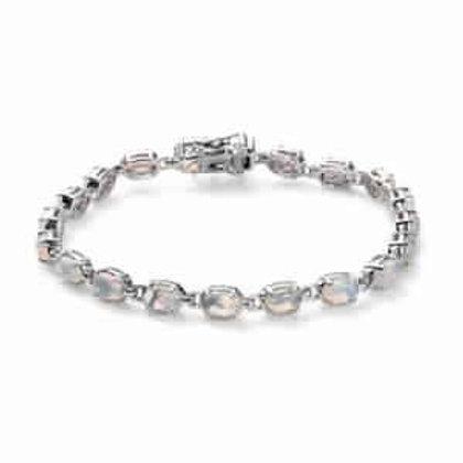 6.10 CTW Welo Opal Bracelet (7.25 In)