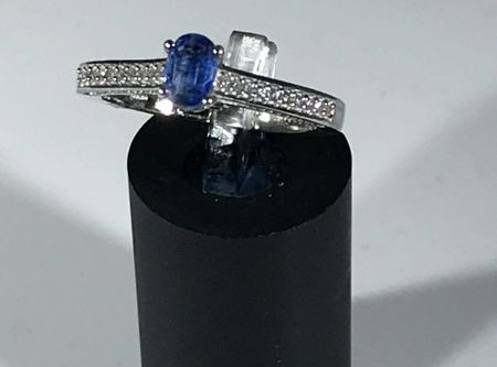 KYANITE...A Royal Blue