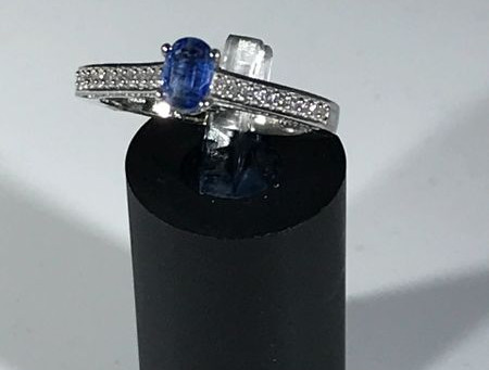 KYANITE...A Royal Blue