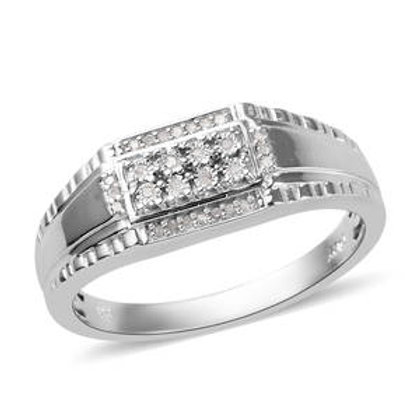 .15 ctw Diamond Men's Ring (size 13)