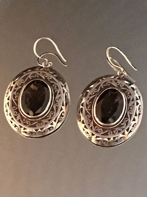 Our Own Artisan Crafted, Majestic Royale Earrings