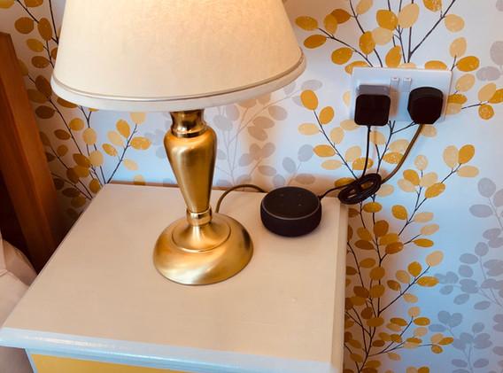 Premier Double Room - Echo Dot
