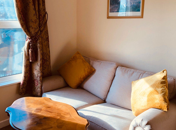 Premier Double Room - Seating Area