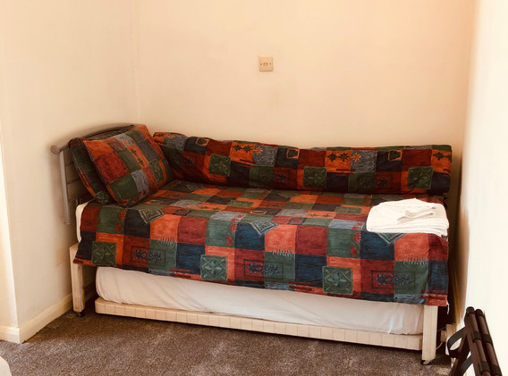 Bed & Trundle - Family Room