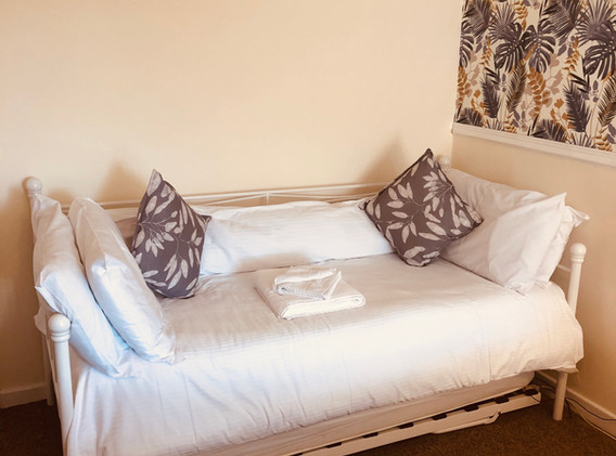 Family Room Single Bed & Trundle